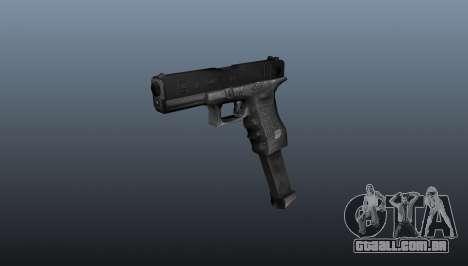 Glock 18 Akimbo MW2 v2 para GTA 4