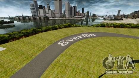 Anel de Roskilde de destino para GTA 4 terceira tela
