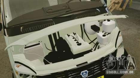 Gaz-2752 Sobol v 1.1 para GTA 4 vista interior