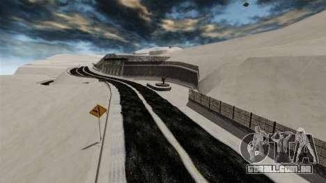 Localização Nevada Sakina para GTA 4 oitavo tela