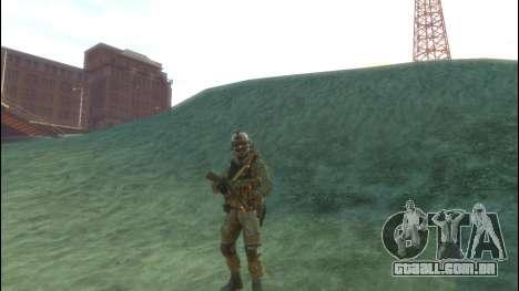 Um soldado russo v 4.0 para GTA 4