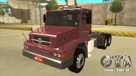 Mrecedes-Benz LS 2638 Canaviero para GTA San Andreas