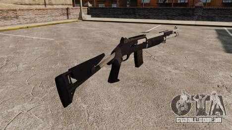 Espingarda M1014 v2 para GTA 4 segundo screenshot