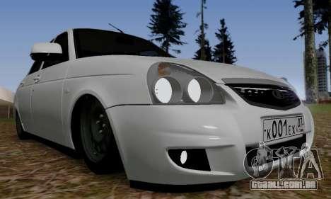Nova suíte LADA 2170 para GTA San Andreas