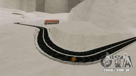 Localização Nevada Sakina para GTA 4 quinto tela