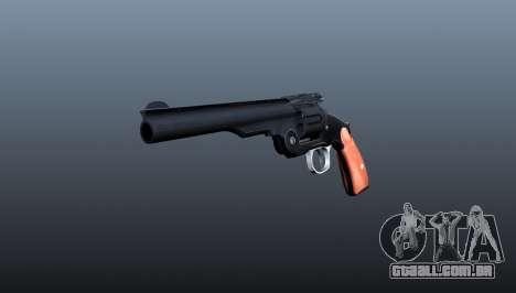 Schofield revolver v1 para GTA 4