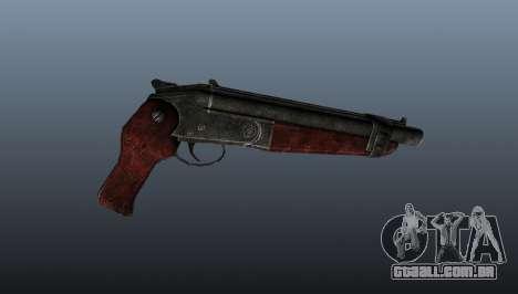 Escopeta v2 para GTA 4 terceira tela
