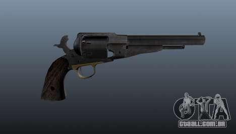 Remington revólver v2 para GTA 4 terceira tela