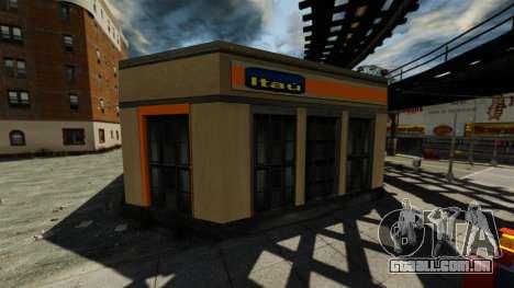 Lojas brasileiras para GTA 4 sexto tela
