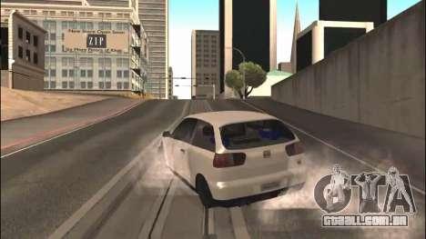Seat Ibiza Cupra R 1.8 20V 2002 para GTA San Andreas vista direita