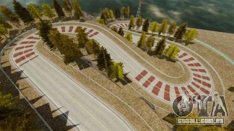 Localização de Okutama FZC para GTA 4 sétima tela
