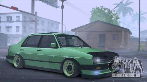 VW Jetta MK2 para GTA San Andreas