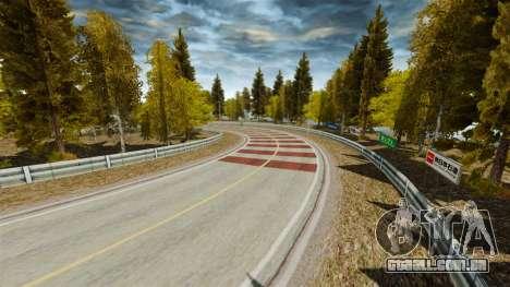 Localização de Okutama FZC para GTA 4 quinto tela