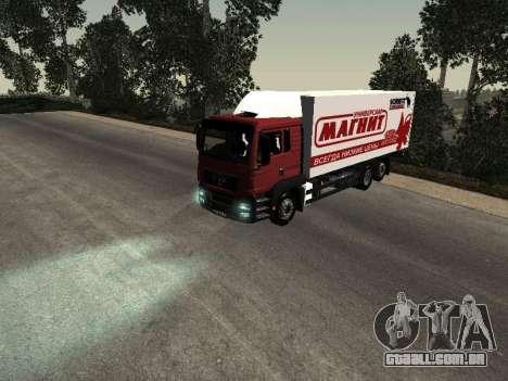 MAN TGA 26350 ímã para GTA San Andreas