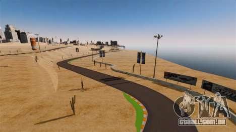 Localização DesertDrift ProStreetStyle para GTA 4 quinto tela