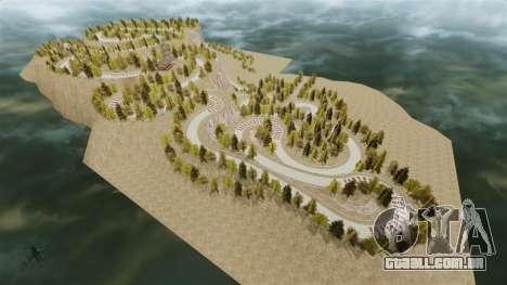 Localização de Okutama FZC para GTA 4