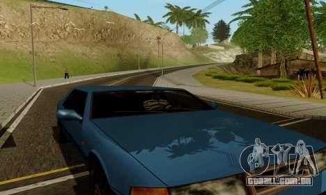 ENBSeries for low PC para GTA San Andreas nono tela