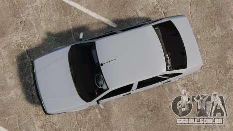 Fiat Tempra SX.A v2.0 para GTA 4 vista direita