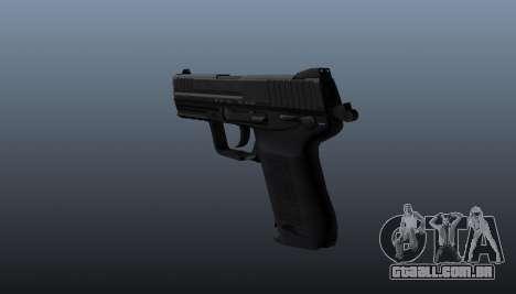Arma HK45C v1 para GTA 4 segundo screenshot