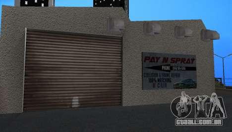 Wang Cars para GTA San Andreas quinto tela