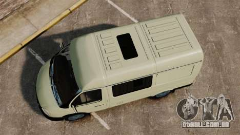 Gaz-2752 Sobol v 1.1 para GTA 4 vista direita