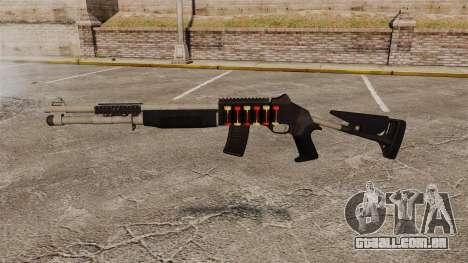Espingarda M1014 v2 para GTA 4 terceira tela