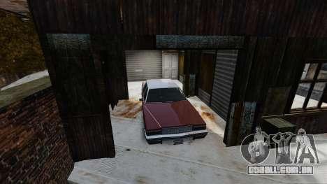 RP em casa para GTA 4 oitavo tela