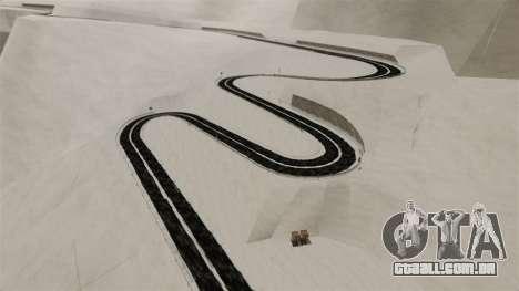 Localização Nevada Sakina para GTA 4 sexto tela