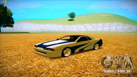 Paintjobs EQG Version for Elegy para GTA San Andreas segunda tela