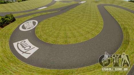 Anel de Roskilde de destino para GTA 4 quinto tela