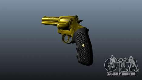 Revólver Colt Anaconda v2 para GTA 4 segundo screenshot