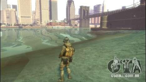 Um soldado russo v 4.0 para GTA 4 segundo screenshot