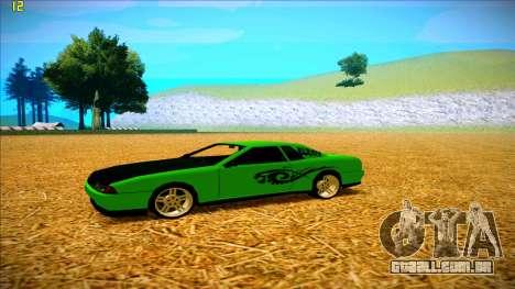 Paintjobs EQG Version for Elegy para GTA San Andreas terceira tela