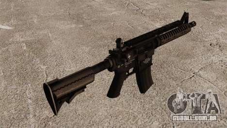 Automáticos carabina M4 VLTOR v1 para GTA 4 segundo screenshot
