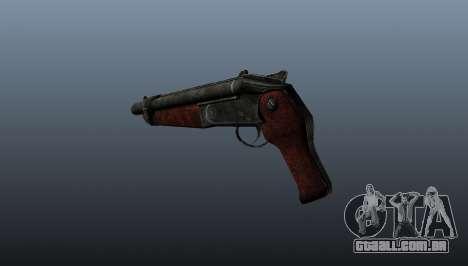 Escopeta v2 para GTA 4 segundo screenshot