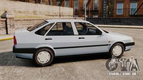 Fiat Tempra SX.A v2.0 para GTA 4 esquerda vista