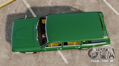 Volga GAZ-24-02 para GTA 4 vista direita