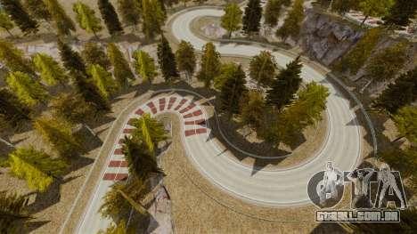 Localização de Okutama FZC para GTA 4 nono tela