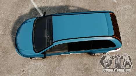 Dodge Grand Caravan 2005 para GTA 4 vista direita