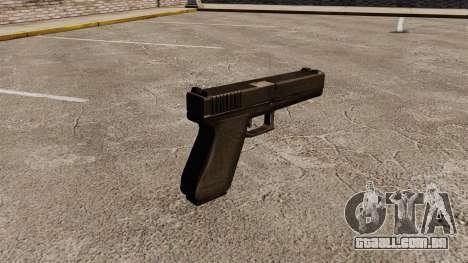 Pistola Glock 18 para GTA 4 segundo screenshot