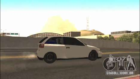 Seat Ibiza Cupra R 1.8 20V 2002 para GTA San Andreas esquerda vista