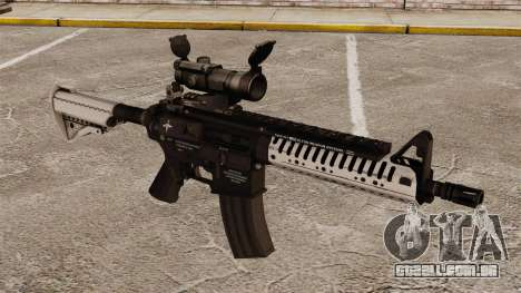 Automáticos carabina M4 VLTOR v6 para GTA 4