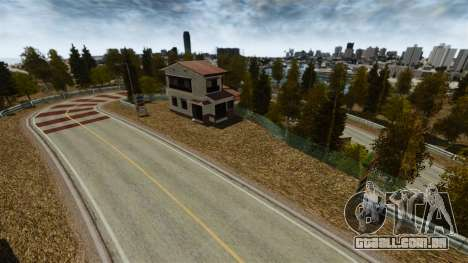 Localização de Okutama FZC para GTA 4 sexto tela