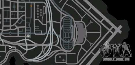 RP em casa para GTA 4 nono tela