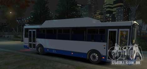 LIAZ 2013 5256.57-01 para GTA 4 esquerda vista