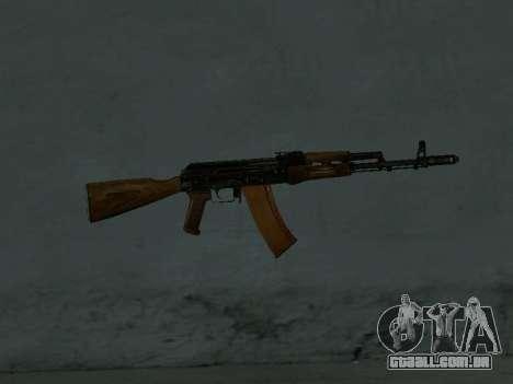 AK-74 para GTA San Andreas