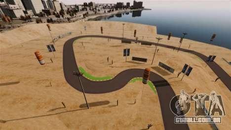 Localização DesertDrift ProStreetStyle para GTA 4 sétima tela