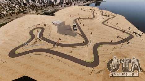Localização DesertDrift ProStreetStyle para GTA 4
