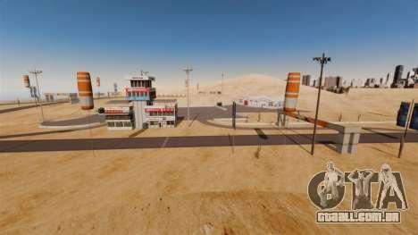 Localização DesertDrift ProStreetStyle para GTA 4 segundo screenshot