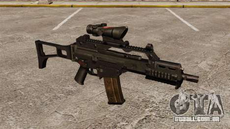 Automática HK G36C v3 para GTA 4